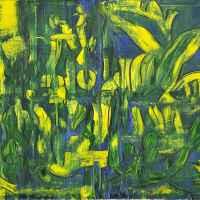 Gelb im Sumpf